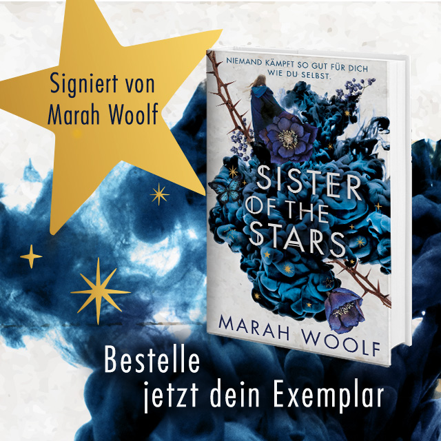 "Signieraktion für ""Sister of the Stars"""